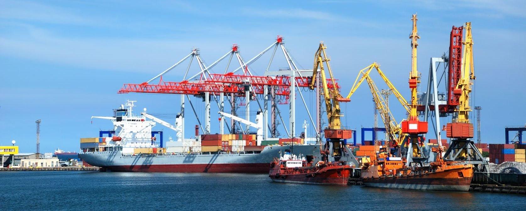 Marine Cargo Ship Carrier